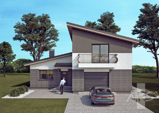 House project Rimantas