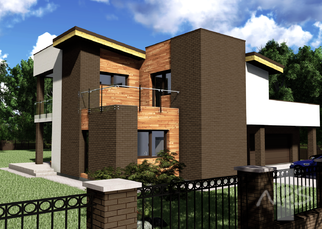 House project Neringa