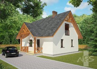 House project Ekonomiskas 1