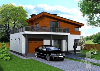 House project Ekonomiskas 2