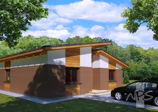 House project Gedas