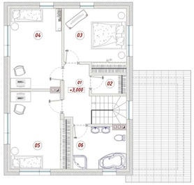 House Plans as well Half Flat Roof Tiny House in addition Usf Housing Floor Plans as well 3 Bedroom 1750 Square Feet Home in addition T Shaped House Plans Shipping Container. on tiny house floor plans florida