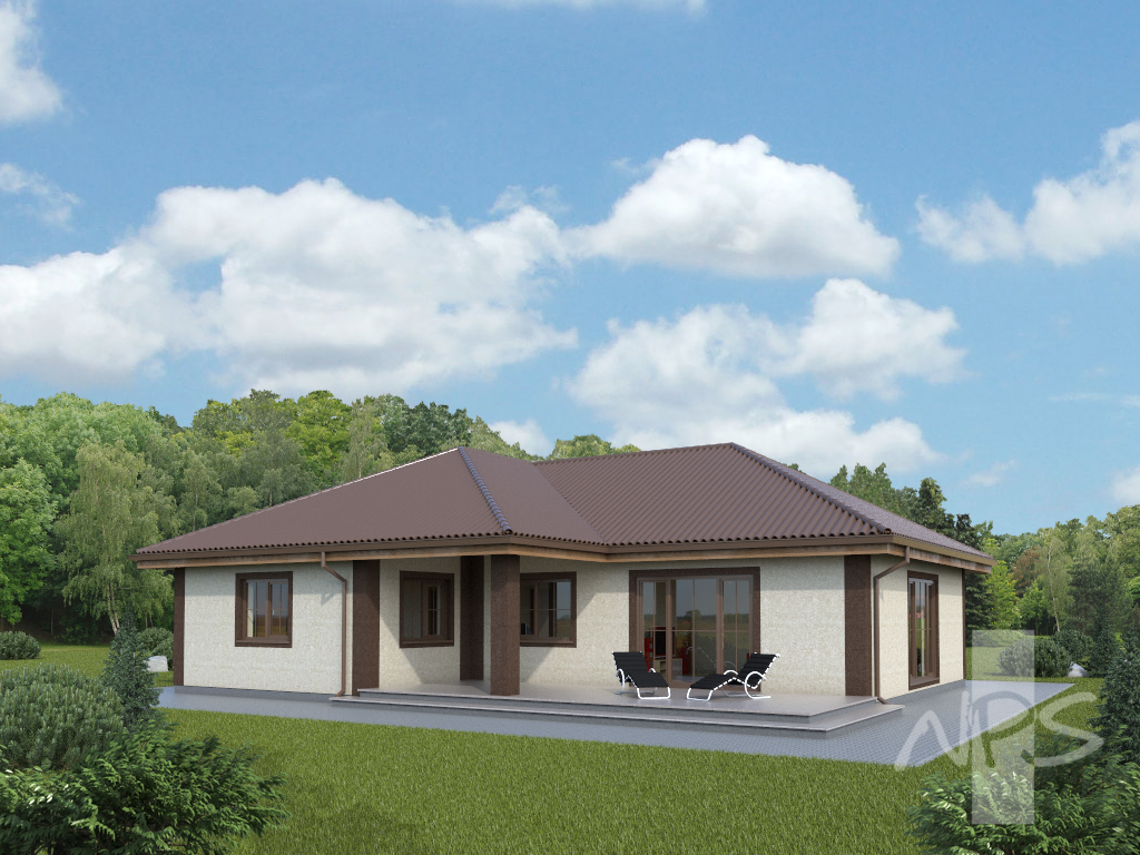 Projects storey house